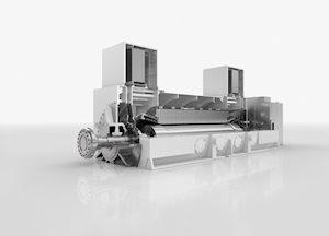 Air-Cooled Generator